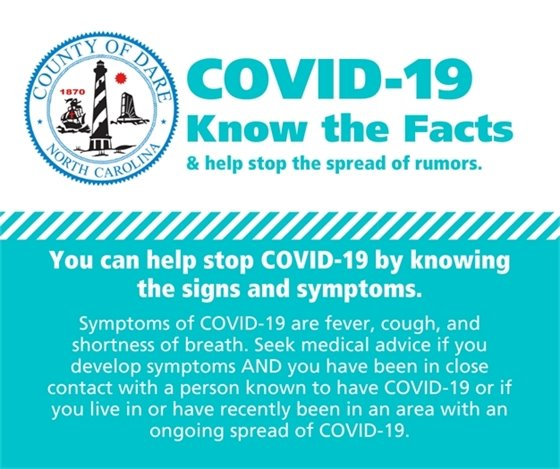 COVID-19 Know the Facts