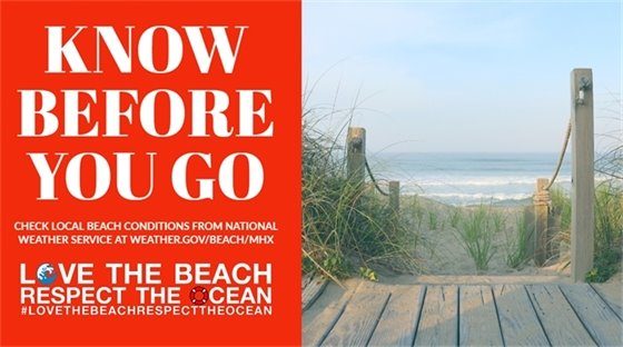 Know Before You Go - Love the Beach, Respect the Ocean