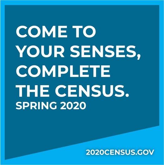 Respond When You Recieve Your 2020 Census Invitation