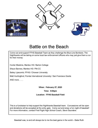 Battle on the Beach