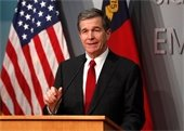 North Carolina Governor Roy Cooper has extended NC's moratorium on utility disconnections. Therefore, residential water disconnections for nonpayment are suspended through 11:59 pm on 7/29/2020. Additionally, no new penalties or late fees will be applied during this time.