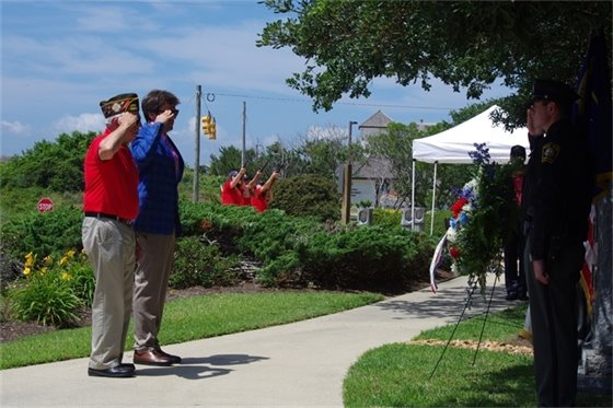 We've canceled our Memorial Day ceremony. To honor those who died serving in our nation's armed forces, we'll release a video next week. We will, as always, honor ALL the men and women of our military at our Veterans Day ceremony on November 11, 2020 at 11 a.m.?????????? We hope to see you there.