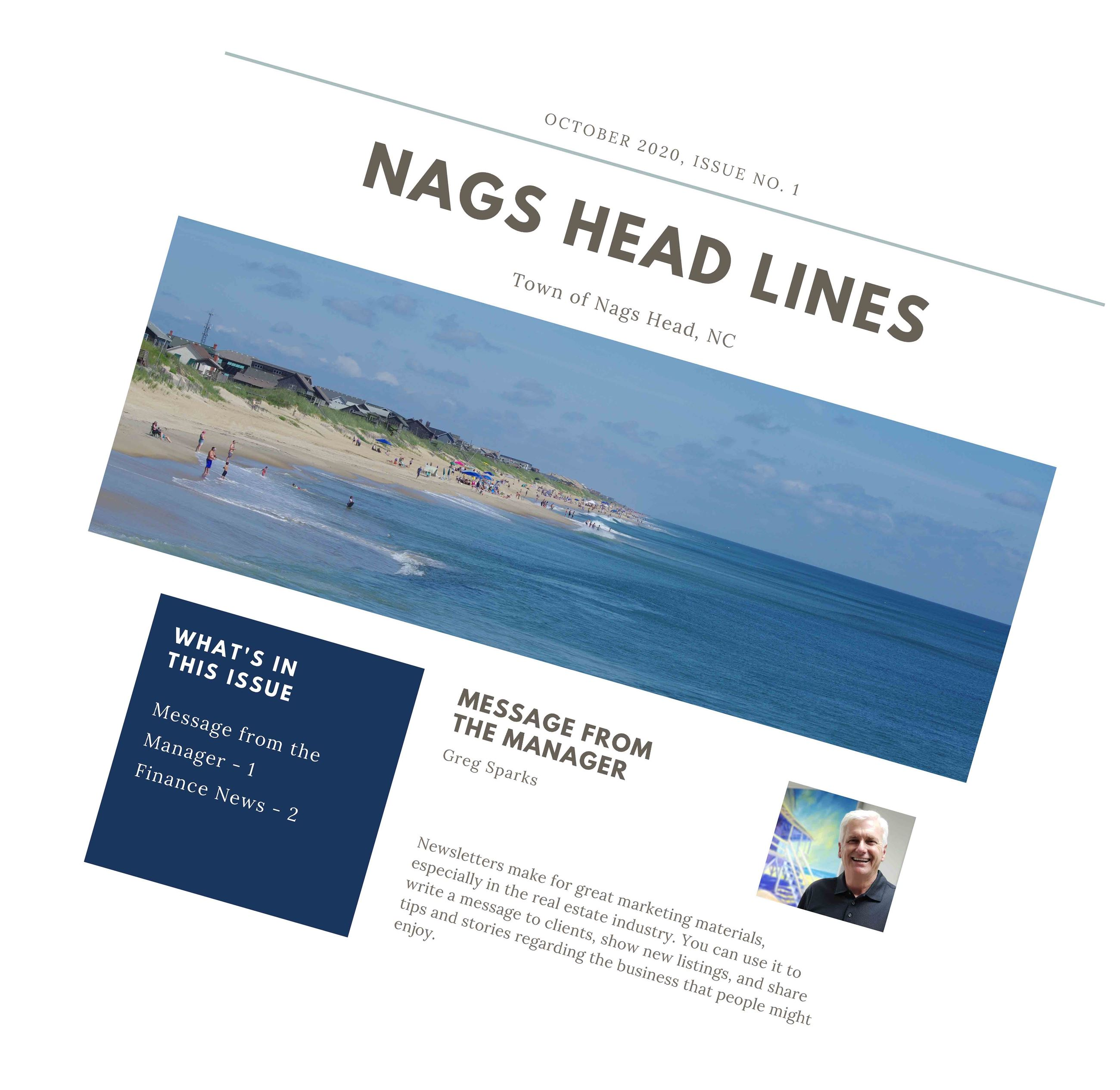 Nags HEAD LINES October 2020