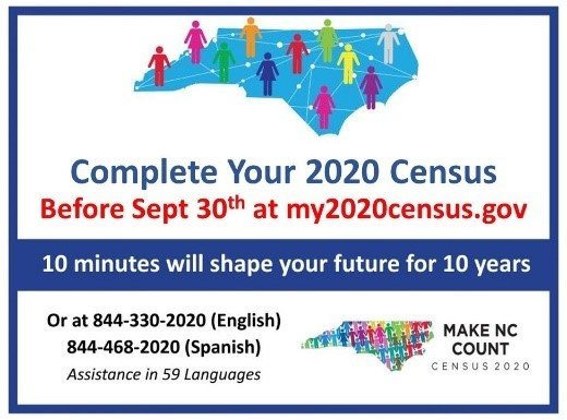 Complete Your 2020 Census