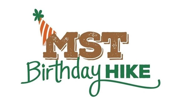 Mountains to the Sea Trail Birthday Challenge Hikes