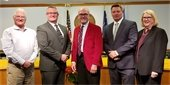 Kevin Brinkley Joins Nags Head's Board of Commissioners