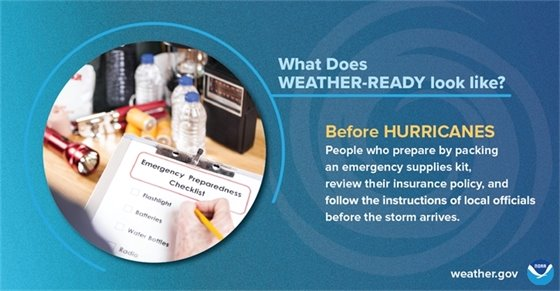 What does weather-ready look like?