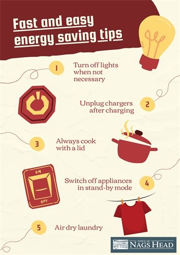 Make every day Earth Day by following these fast and easy energy saving tips.