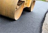 Street paving taking place this week.