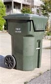 Attention Red & Green Sanitation Routes - Hurricane Isaias Trash Collection Schedule Change