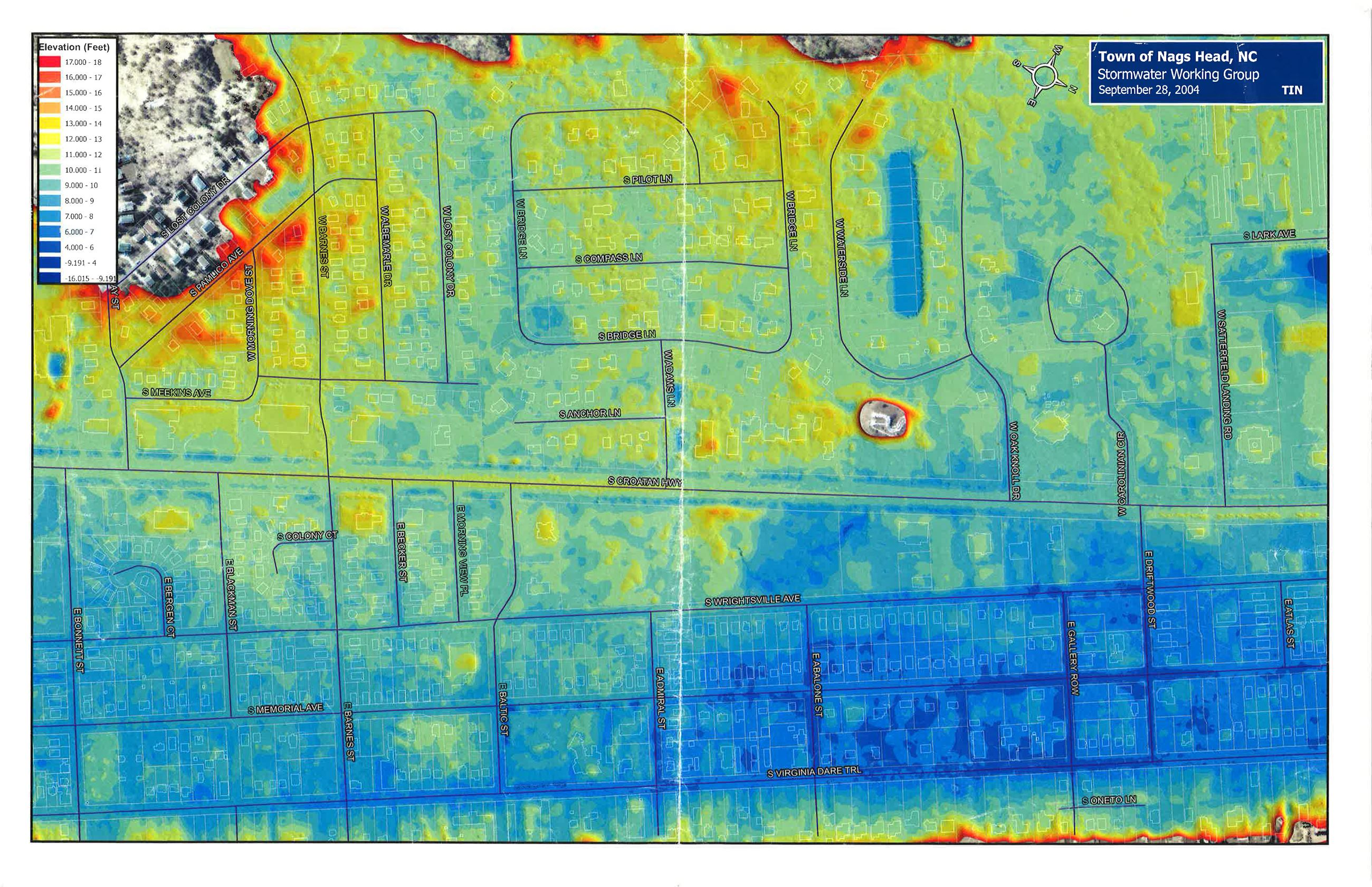 Digital Elevation Maps