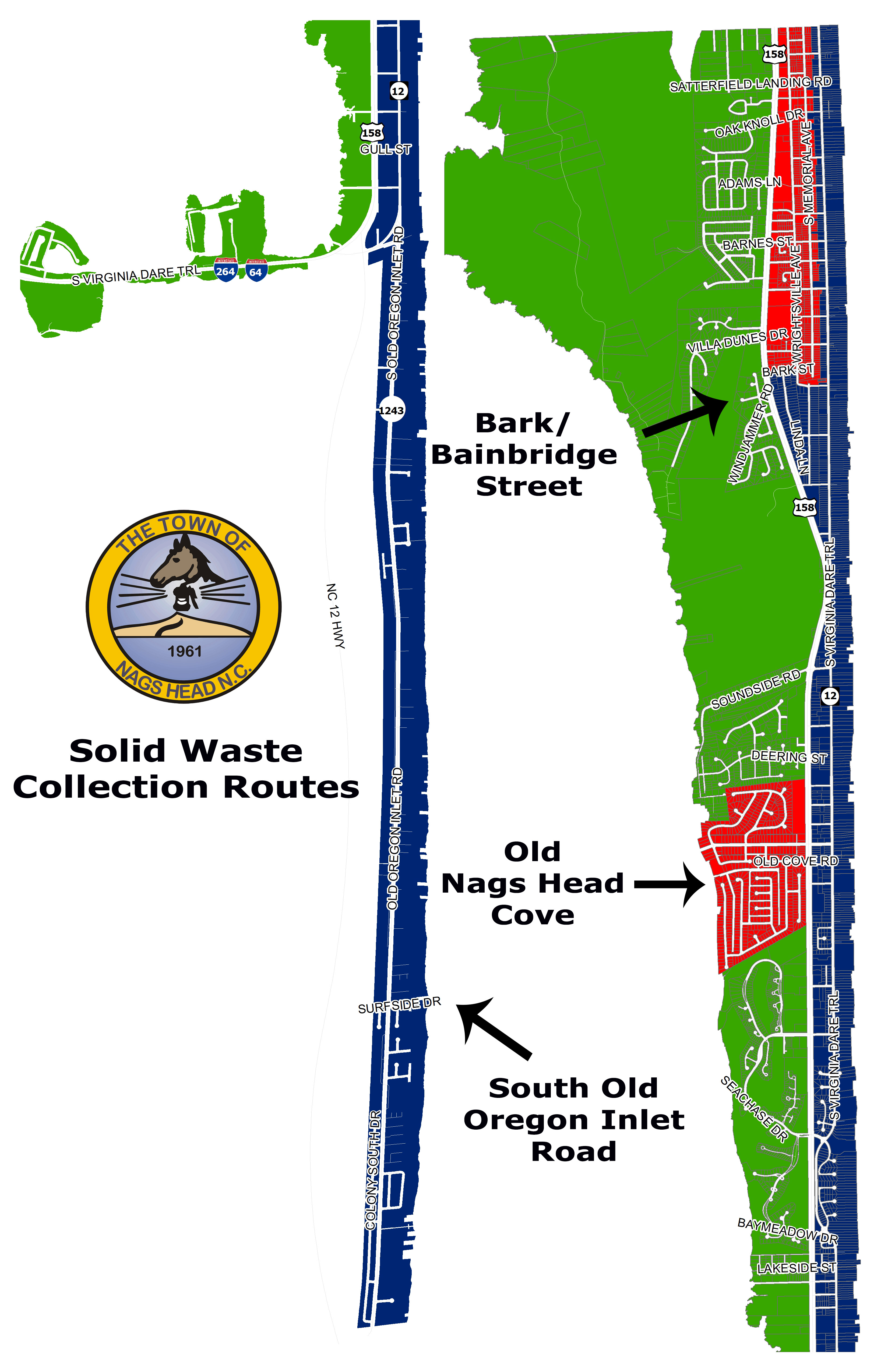 Town of Nags Head Solid Waste Collection